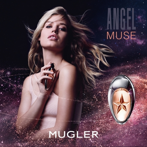 La publicité sulfureuse d'Angel Muse de Thierry Mugler