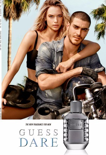 Dare For Men, la nouvelle fragrance de la maison Guess