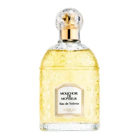 Mouchoir de Monsieur de Guerlain, le parfum d'un dandy