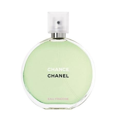 Le souffle galvanisant de Chance Eau Fraiche de Chanel