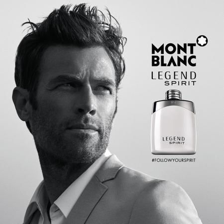 Legend Spirit le reflet de l'esprit Montblanc