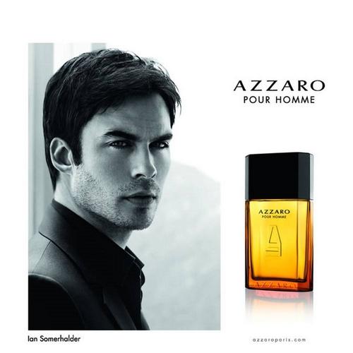 Publicité parfum Azzaro Homme