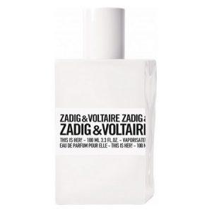 Zadig & Voltaire - parfum This is Her !