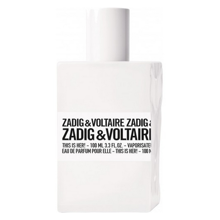 Zadig & Voltaire - parfum This is Her !