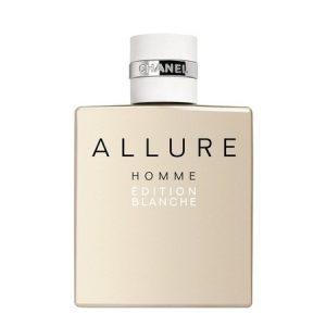 Allure Homme édition Blanche, la pureté de Chanel