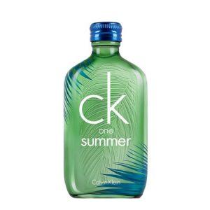 CK One Summer 2016, la nouvelle édition limitée de Calvin Klein