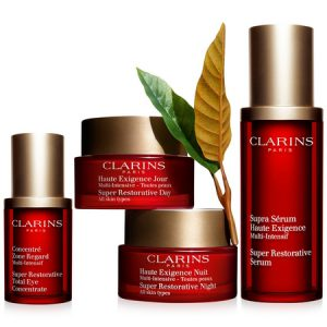 La gamme Multi-Intensive de Clarins