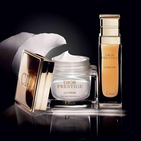 Dior Prestige et ses soins Anti-Âge d'Exception