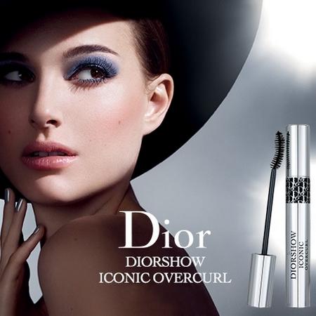 La qualité professionnelle du mascara Diorshow Iconic Overcurl de Dior