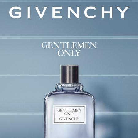 Gentleman Only, l'homme élégant de Givenchy