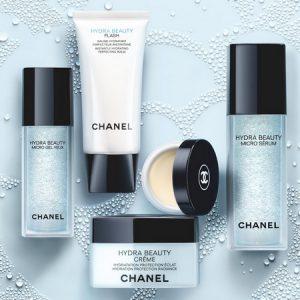 La gamme Hydra Beauty de Chanel