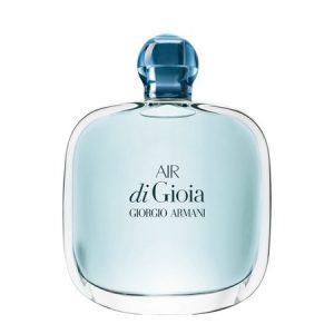 La légèreté du nouveau Air Di Gioia d'Armani