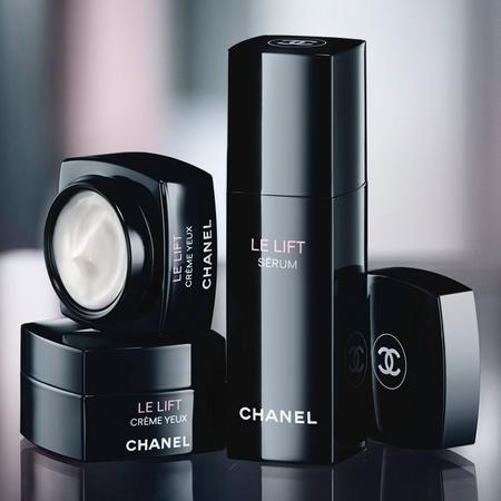 Le Lift, les produits Rides et Fermeté Chanel