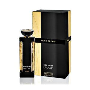 Le parfum Rose Royale de Lalique