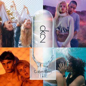CK2 le nouveau parfum de Calvin Klein