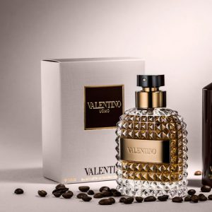 Valentino Uomo, tout le charme italien en parfum
