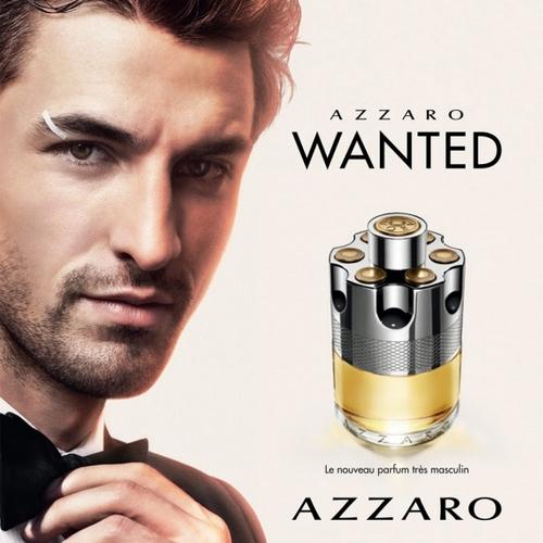 La fragrance du parfum Wanted d'Azzaro
