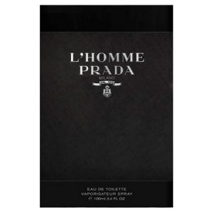 Composition de la fragrance L'Homme Prada