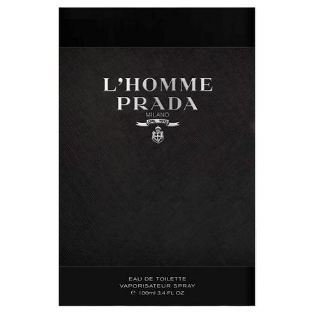 Composition de la fragrance L'Homme Prada