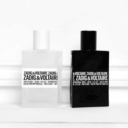 La composition du parfum This is Him !