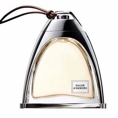 La composition de la fragrance Galop d'Hermès