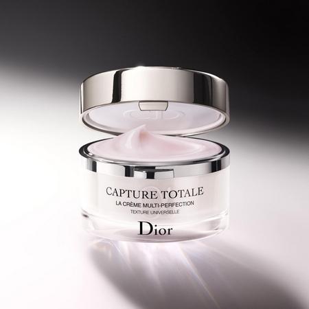 Dior Capture Totale Crème, l'atout jeunesse de votre peau