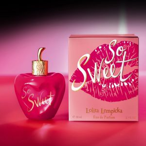 Le flacon de So Sweet Lolita Lempicka