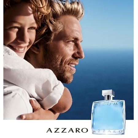 Pub du parfum Chrome d'Azzaro