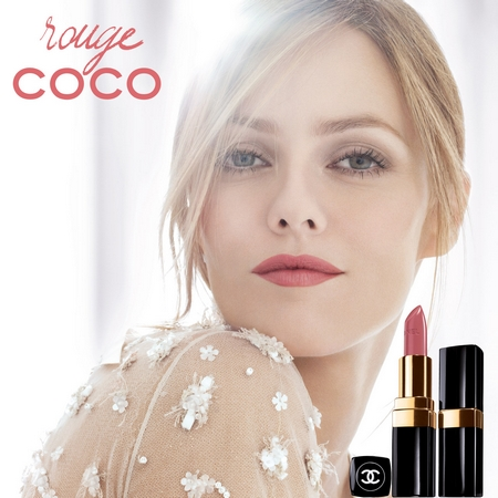Lorsque la beauté de Coco Chanel se décline en rouge à lèvres