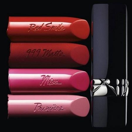 Le Rouge Dior désormais avec un fini mat
