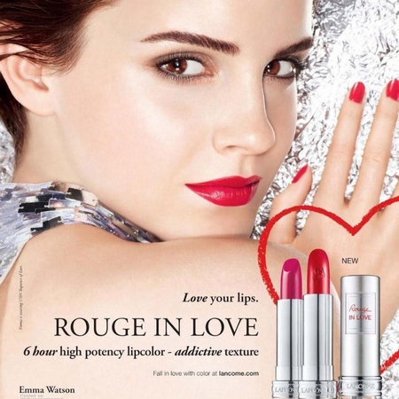 Rouge In Love, le rouge à lèvres