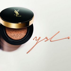 YSL lance son Cushion Encre de Peau