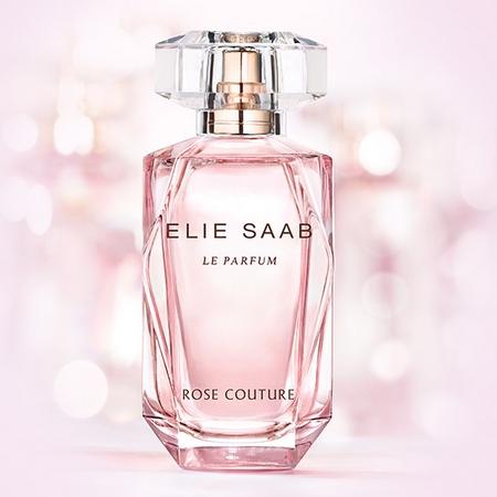 Le nouveau Parfum Rose Couture d'Elie Saab