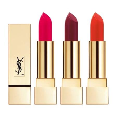 Rouge Pure Couture The Mats, le rouge à lèvres déjà culte d'YSL