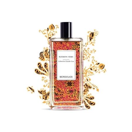 Russkaya Kozha, le nouveau parfum Berdoues