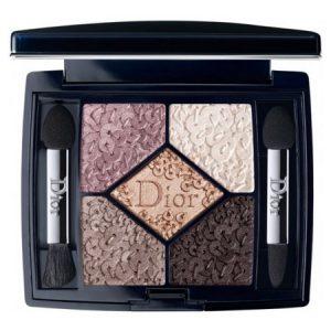 Un regard fascinant grâce à la palette 5 Couleurs Splendor de Dior
