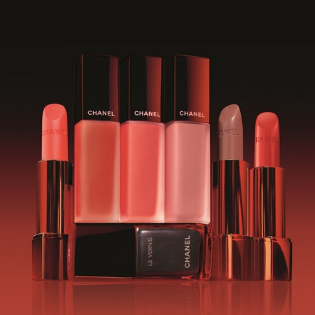 La nouvelle collection Rouge Allure Ink de Chanel