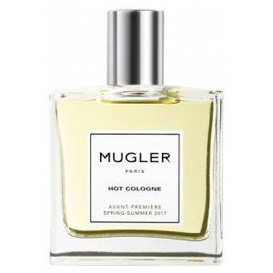 Mugler le nouveau parfum Hot Cologne