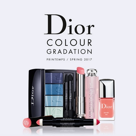 Look Dior Colour Gradation