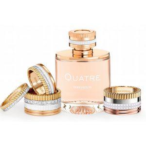 Quatre, le parfum hommage de Boucheron