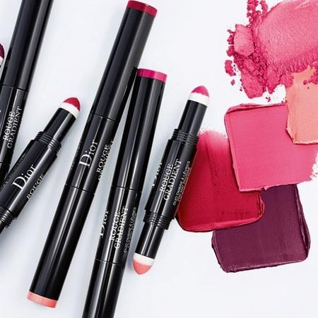 Rouge Gradient de Dior, le premier dégradé pour les lèvres