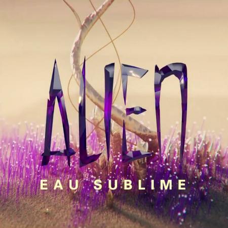 Alien Eau Sublime de Thierry Mugler et sa mise en images