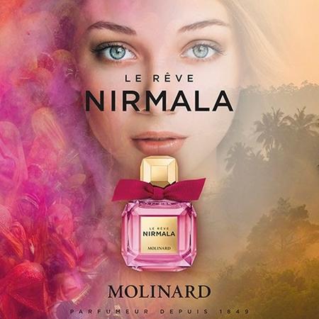 Le Rêve Nirmala de Molinard