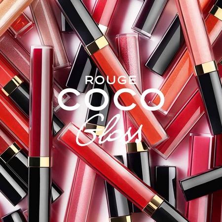 Nouveau Rouge Coco Gloss