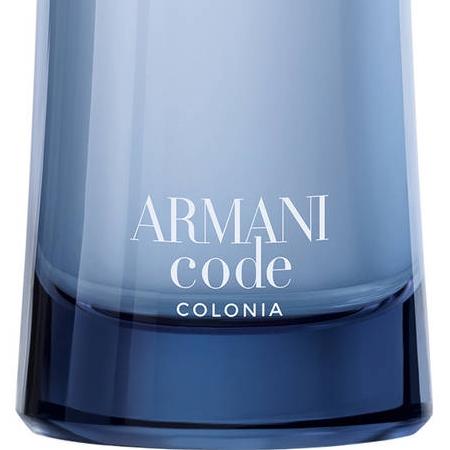 Code Colonia, un parfum mêlant virilité et sensualité