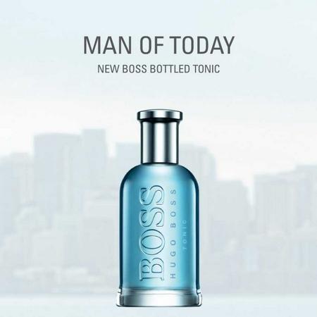La nouvelle composition fraîche Boss Bottled Tonic