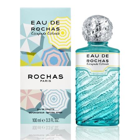 L'Eau de Rochas Escapade Estivale, nouvelle fraîcheur solaire