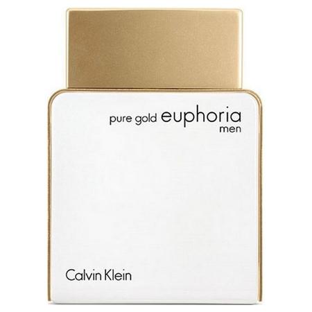Euphoria Men Pure Gold, la nouvelle pépite de Calvin Klein