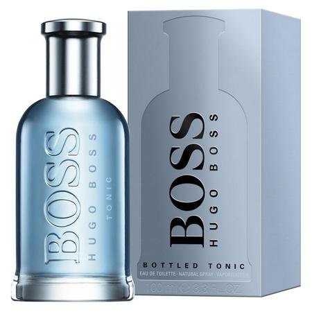 La sobriété distinguée de Boss Bottled Tonic d'Hugo Boss