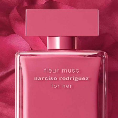 La composition du parfum For Her Fleur Musc